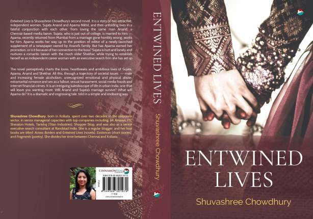 Entwined Lives cover